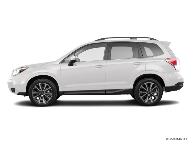 2018 Subaru Forester 2.5i with Alloy Wheel Package