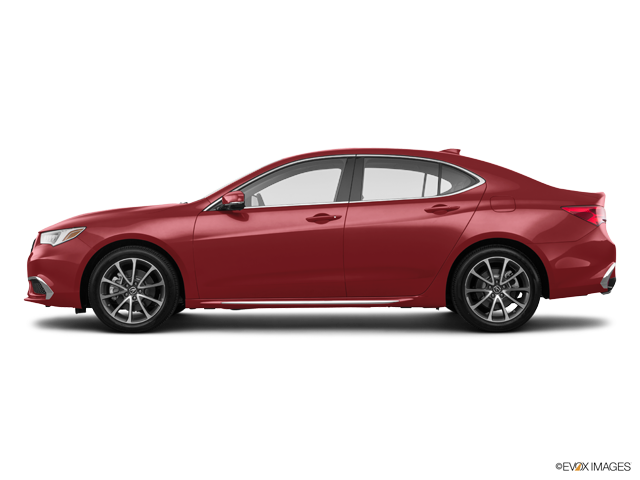 2018 Acura TLX V6 with Technology Pkg