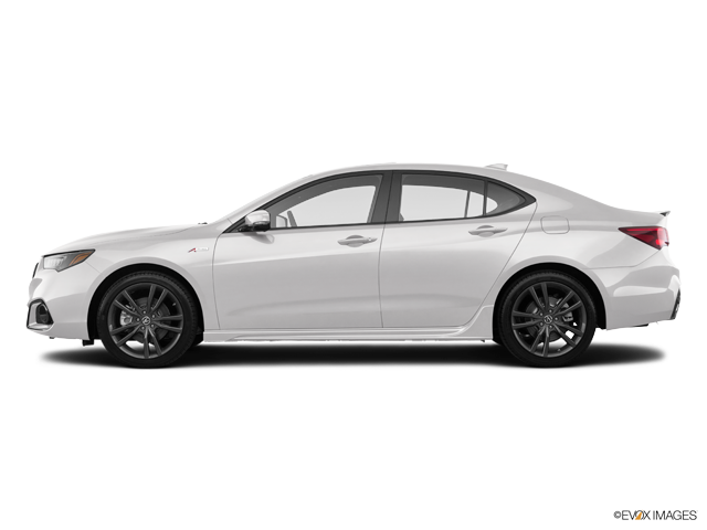 2018 Acura TLX V6 with Advance Pkg