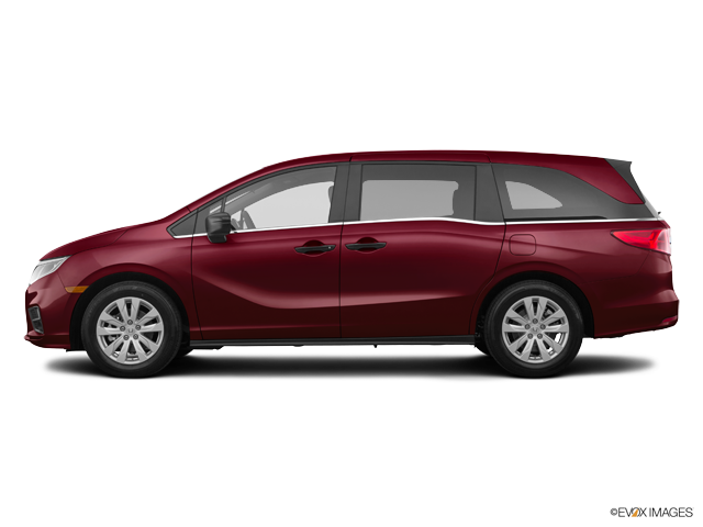 New 2018 Honda Odyssey in Fishers, IN