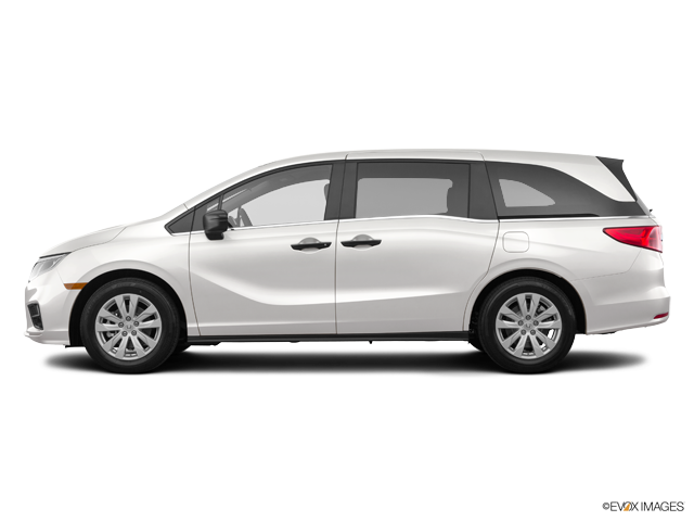 New 2018 Honda Odyssey in Cleveland, OH