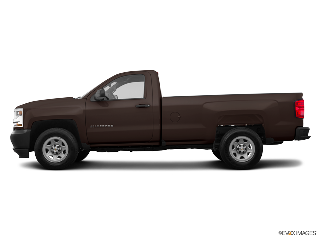 New 2018 Chevrolet Silverado 1500 in , WI