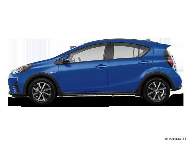 2018 Toyota Prius C Two