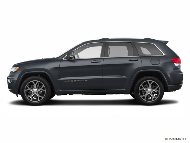 2018 Jeep Grand Cherokee Laredo Bonham Richardson