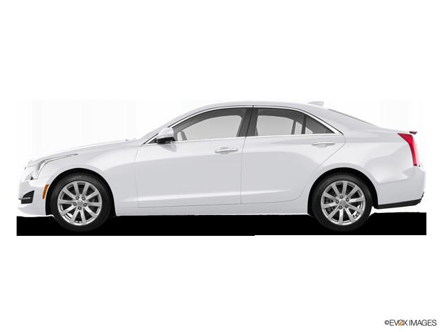 2018 Cadillac ATS Sedan Luxury RWD