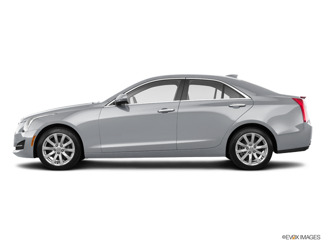 2018 Cadillac ATS Sedan AWD