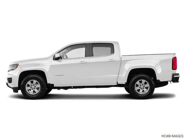 2018 Chevrolet Colorado 2WD Work Truck Extended Cab