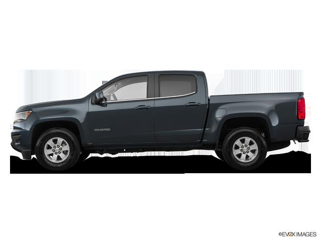 2018 Chevrolet Colorado 2WD LT Crew Cab