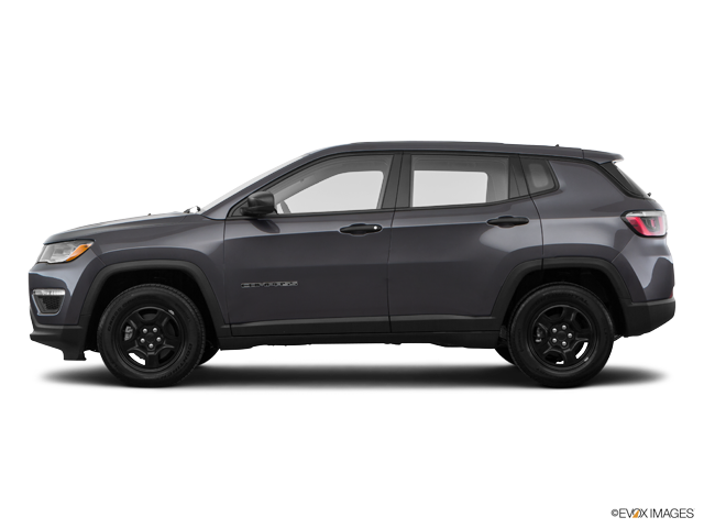 2018 Jeep Compass Sport-4x4-Appearance Plus-Ht Seats/Wheel