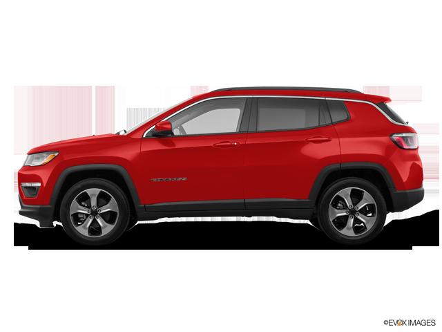 Used 2018 Jeep Compass in New Iberia, LA