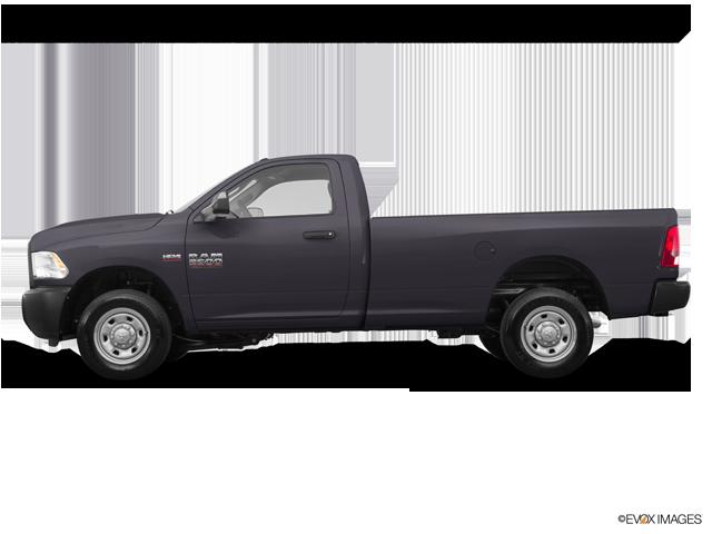 2018 Ram 2500 Tradesman Regular Cab