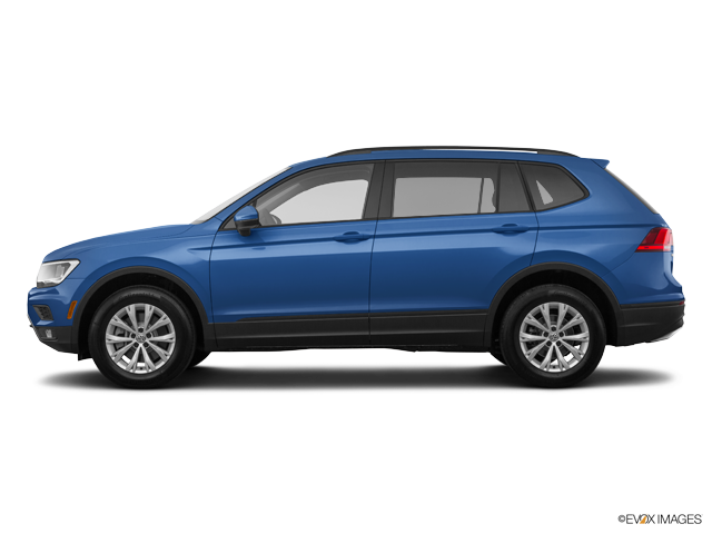 New 2018 Volkswagen Tiguan in Fairfield, Vallejo, & San Jose, CA