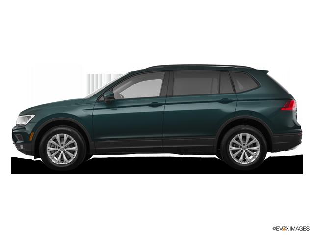 2018 Volkswagen Tiguan 2.0T