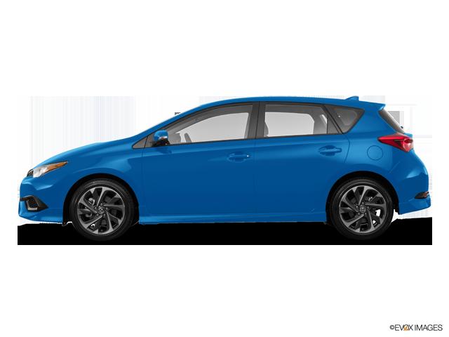 2018 Toyota Corolla iM Manual