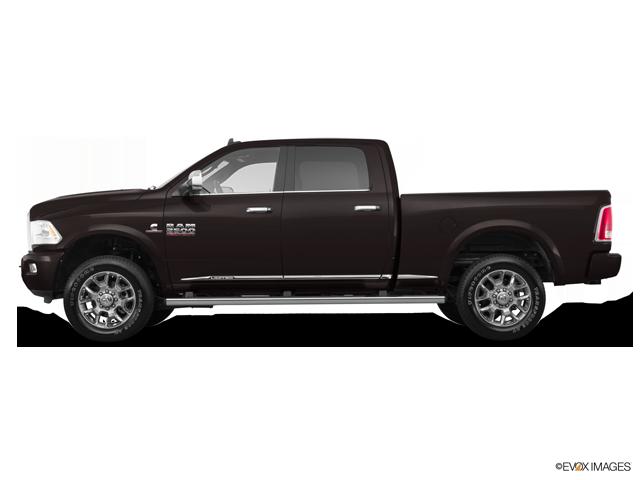 2018 Ram 2500 Laramie Longhorn