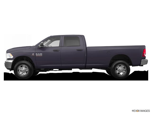 2018 Ram 3500 Tradesman