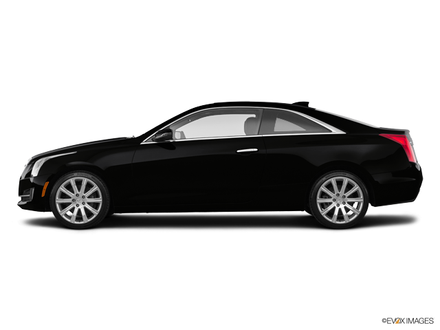 2018 Cadillac ATS Coupe Luxury AWD