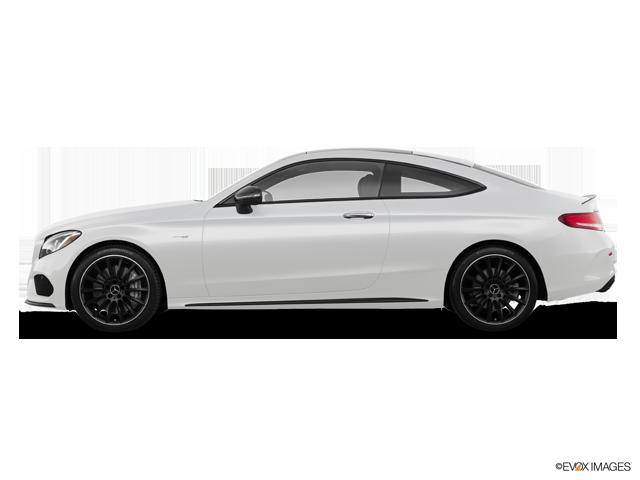 2018 Mercedes-Benz C-Class AMG C 63 S