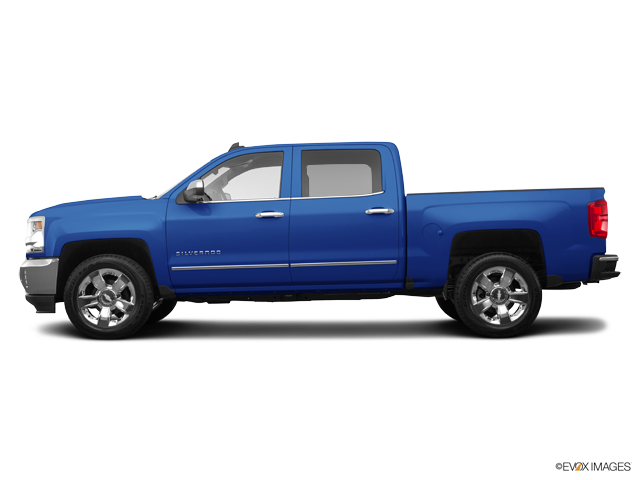 New 2018 Chevrolet Silverado 1500 in Llano, TX
