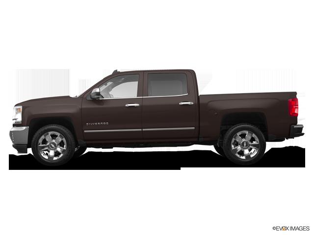 2018 Chevrolet Silverado 1500 High Country Crew Cab
