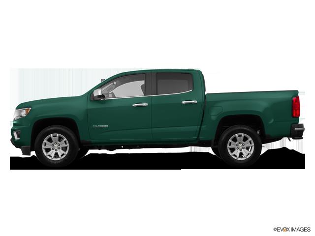 New 2018 Chevrolet Colorado in Greensburg, PA