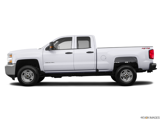 2018 Chevrolet Silverado 2500HD Work Truck Extended Cab