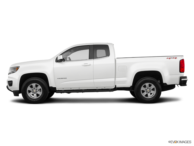 2018 Chevrolet Colorado 4WD Work Truck