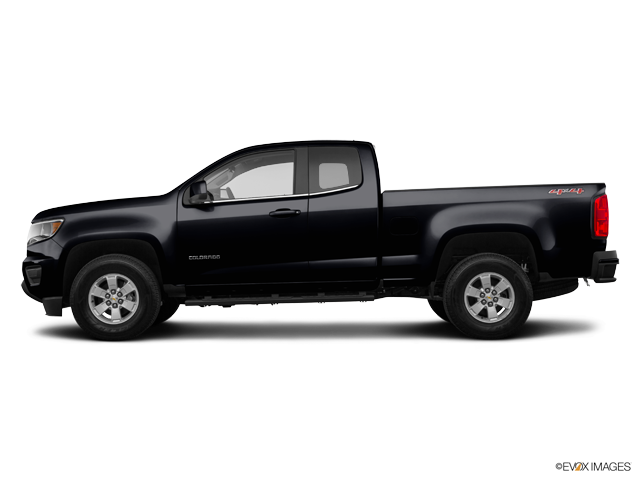 2018 Chevrolet Colorado 4WD LT Extended Cab