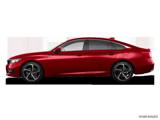 New 2018 Honda Accord Sedan In Westerville, OH