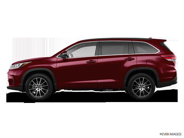 New 2018 Toyota Highlander in Ventura, CA