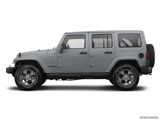2018 Jeep Wrangler Unlimited JL Sahara