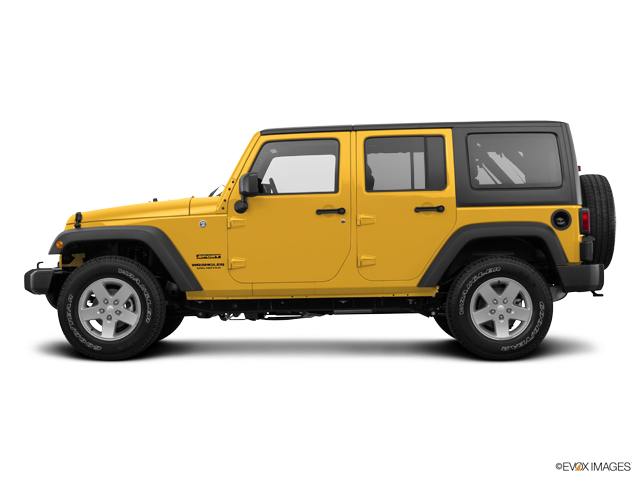 2018 Jeep Wrangler JK Unlimited Willys Wheeler W