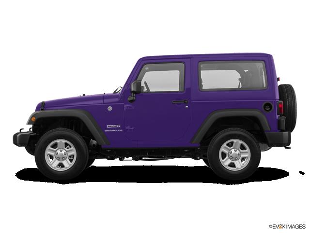2018 Jeep Wrangler JK Sport S