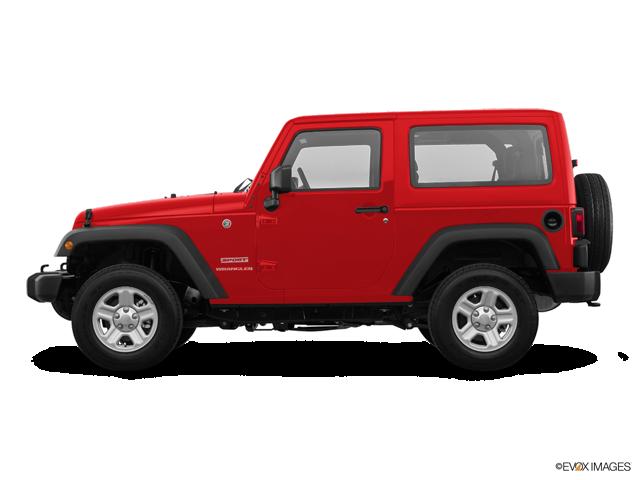 2018 Jeep Wrangler JK Willys Wheeler W