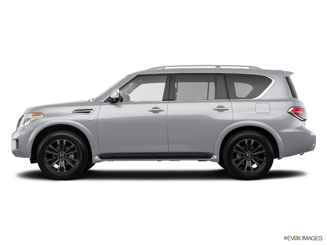 New 2018 Nissan Armada in Houston, TX