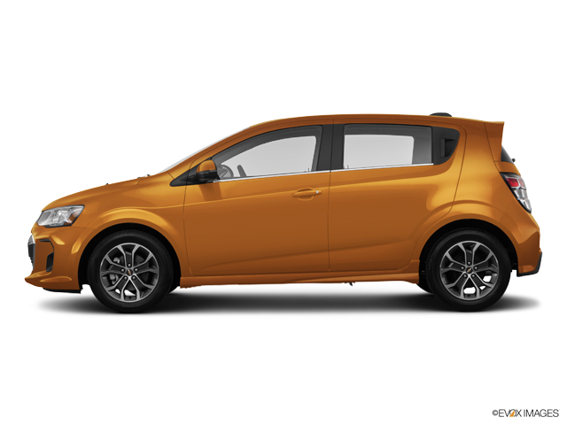 New 2018 Chevrolet Sonic in Tulsa, OK