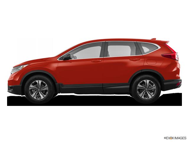 2018 Honda CR V EX