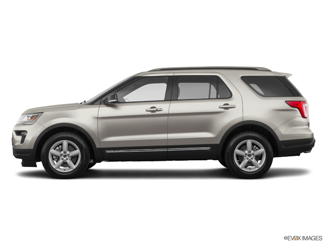 New 2018 Ford Explorer in Muskogee, OK