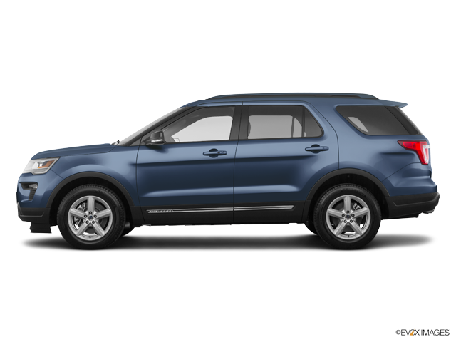 New 2018 Ford Explorer in Temecula, CA