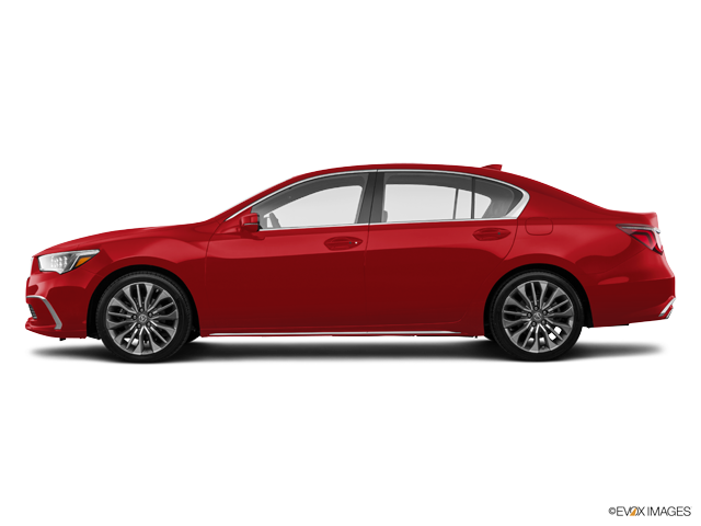 2018 Acura RLX with Technology Pkg