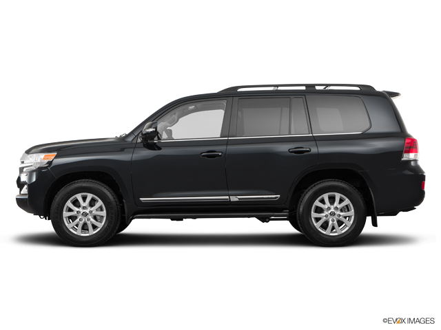 New 2018 Toyota Land Cruiser in North Kingstown, RI