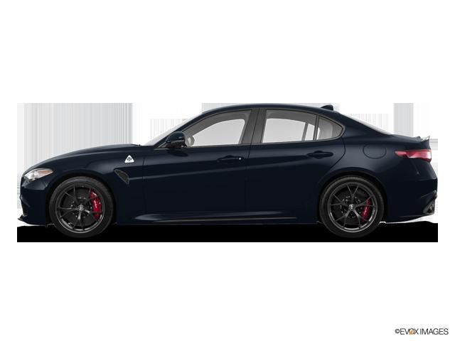 New 2018 Alfa Romeo Giulia Quadrifoglio in Bedford, OH