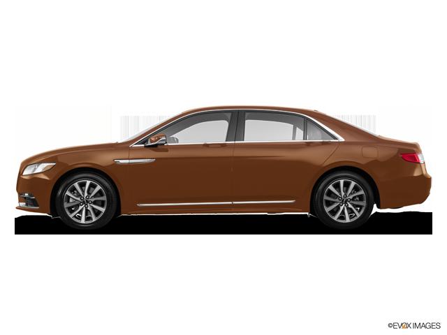 2018 Lincoln Continental Premiere