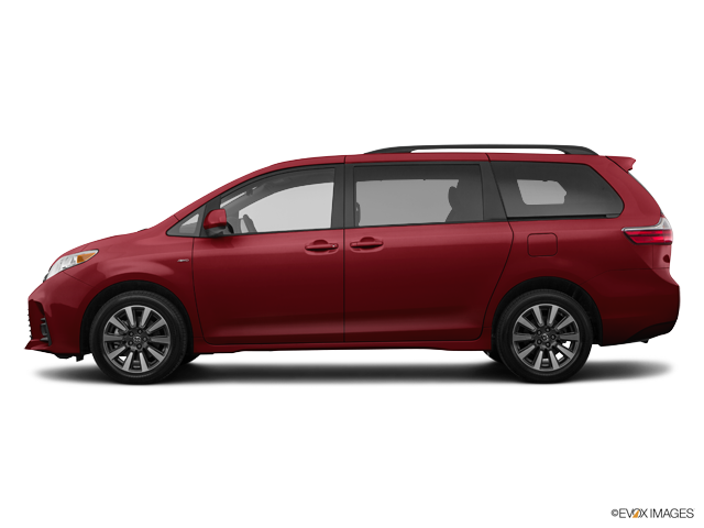 2018 Toyota Sienna LE