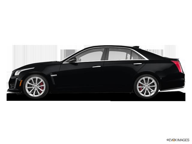 New 2018 Cadillac CTS-V Sedan in Ontario, CA