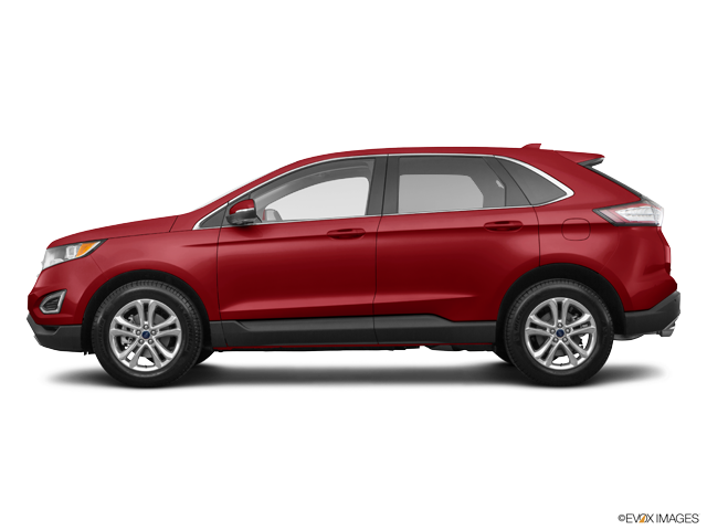 New 2018 Ford Edge in Dyersburg, TN