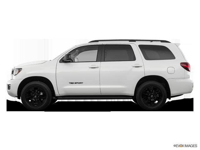 2018 Toyota Sequoia Platinum 4WD