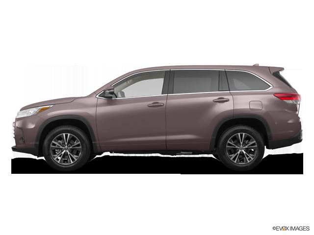 New 2018 Toyota Highlander in Johnson City, TN