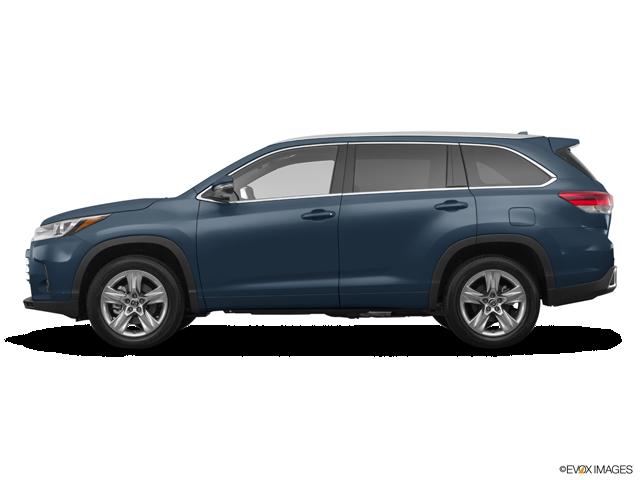 New 2018 Toyota Highlander in North Kingstown, RI