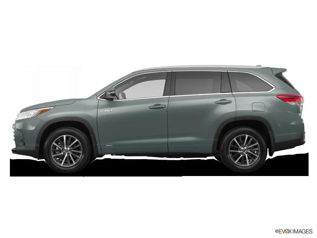 New 2018 Toyota Highlander Hybrid in Aurora, CO